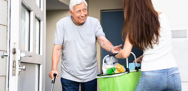 Betreuung und Hauswirtschaft